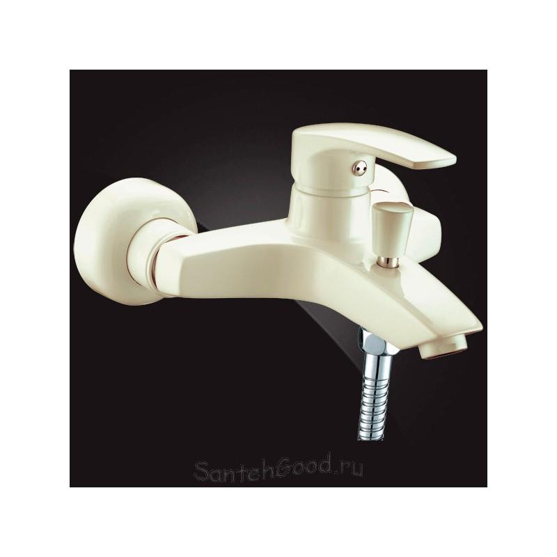 Смеситель для ванной однорычажный ELGHANSA MONICA 2322319 Ivory
