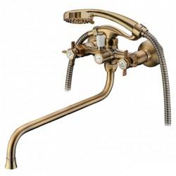 Смеситель для ванной двухвентильный ELGHANSA PRAKTIC 2702660 Bronze