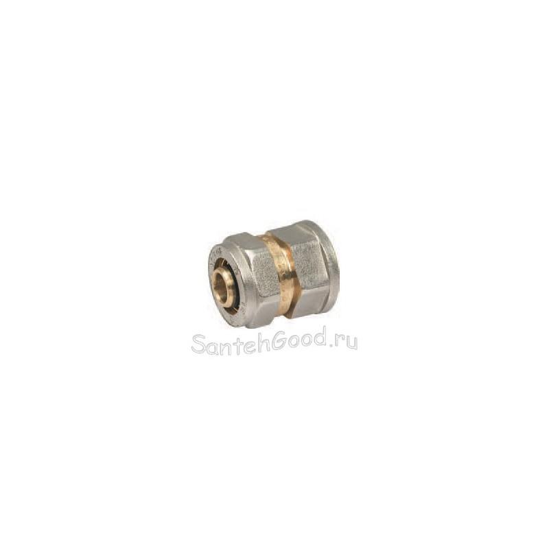Соединитель металлопластиковый 16 х 3/4″ внутренняя резьба PROFACTOR