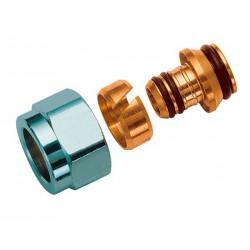 Концовка (евроконус) для металлопластиковых труб 18 х 3/4″ х 16 FAR