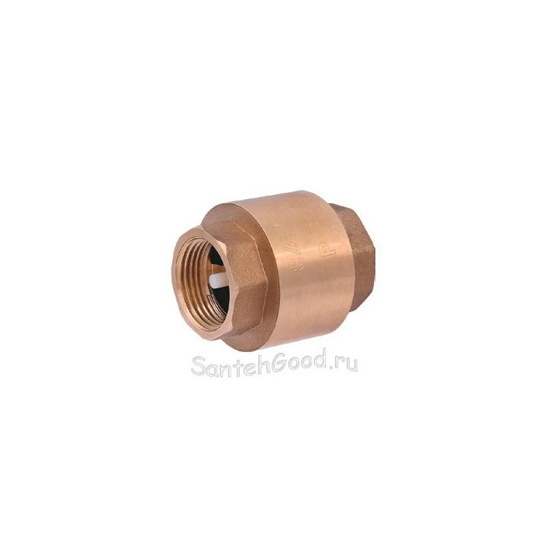 Клапан обратный 1/2″ с пластиковым механизмом PROFACTOR