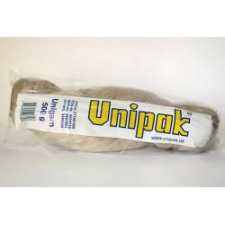 Лен сантехнический в полиэтиленовой упаковке UNIPAK 500 г