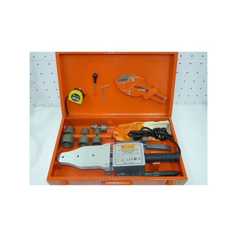 Паяльник (сварочный аппарат) для полипропиленовых труб ELITELINE ECO