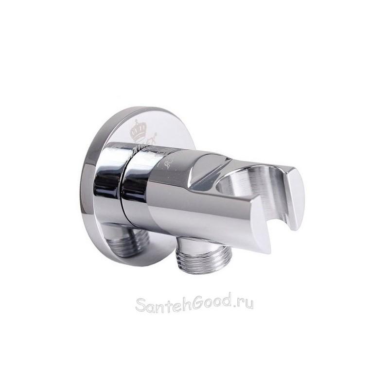 Кронштейн для соединения шланга с держателем (круглый) KAISER 0047