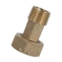 Коннектор для водосчетчика с прокладкой PROFACTOR
