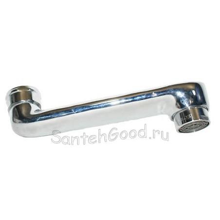 Излив для смесителя TIMO L-300 мм (ванна)