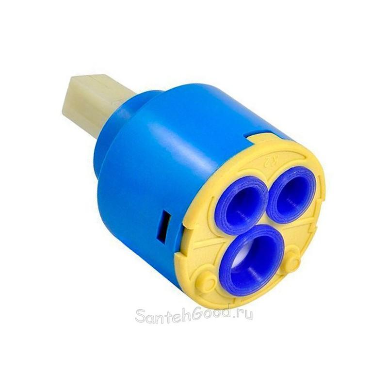 Картридж для смесителя d-40 мм