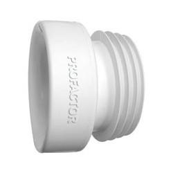 Манжета для унитаза Ани Пласт 110/95 мм прямая W0210
