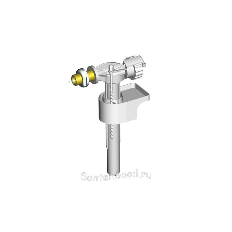 Клапан впускной для бачка унитаза ALCAPLAST A16 боковой 1/2″ металлическая резьба