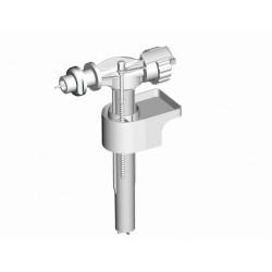 Клапан впускной для бачка унитаза ALCAPLAST A15 боковой 3/8″ пластиковая резьба