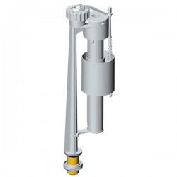 Клапан впускной для бачка унитаза ALCAPLAST A18 нижний 1/2″ металлическая резьба