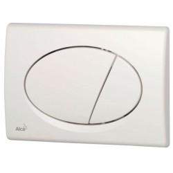 Кнопка управления встроенной системой инсталляции для унитаза ALCAPLAST M070