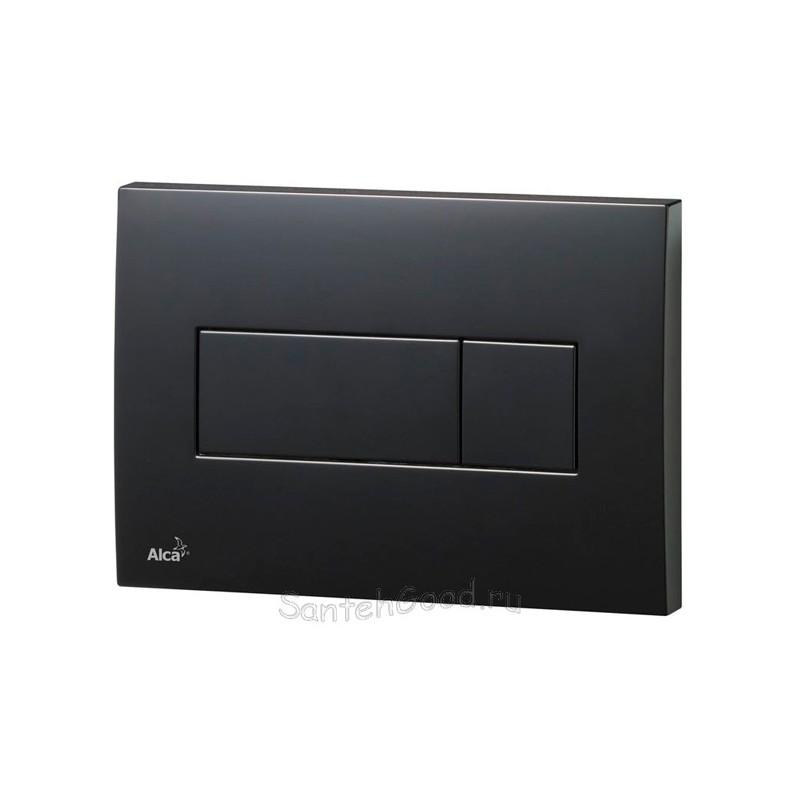 Кнопка управления встроенной системой инсталляции для унитаза ALCAPLAST M378