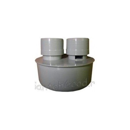 Аэратор канализационный ПВХ d-110 (воздушный клапан)