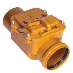 Обратный клапан для канализации d-50