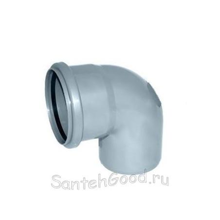 Отвод канализационный d-32 90°