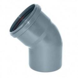 Отвод канализационный d-50 45°