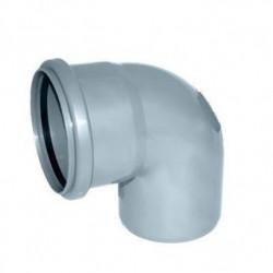 Отвод канализационный d-50 90°