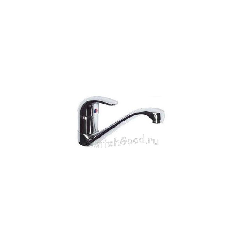 Смеситель для кухни однорычажный KAISER SAFIRA 15033 хром