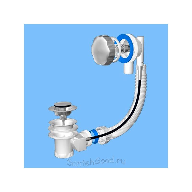 Обвязка для ванны полуавтомат Ани Пласт 520 мм EM301