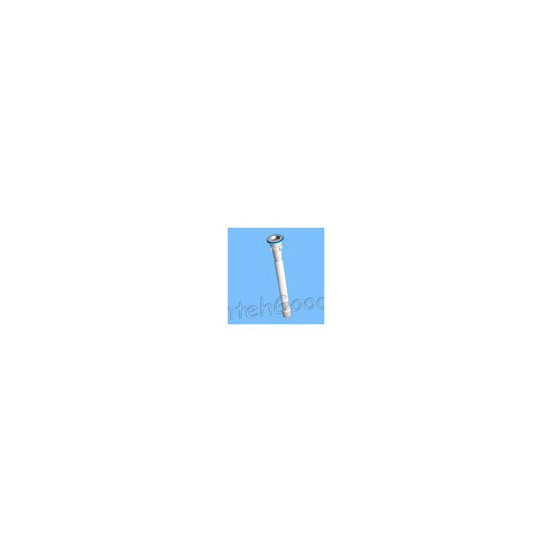 Cифон гофрированный удлиненный Ани Пласт 1 1/2″ *40/50 G116