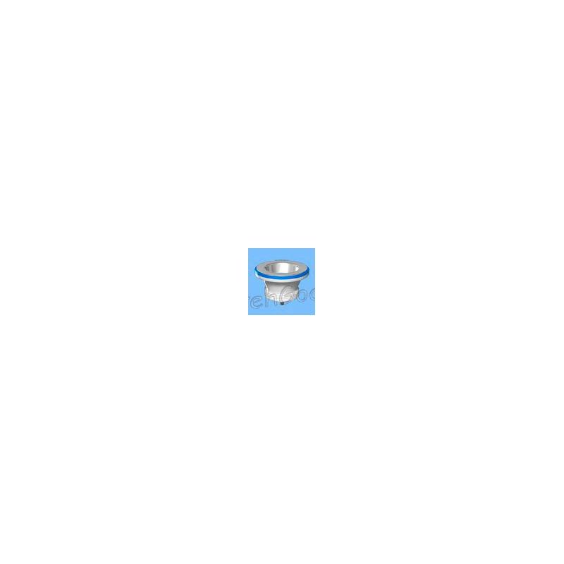 Выпуск Ани Пласт 1 1/2″ с нержавеющей сеткой M100