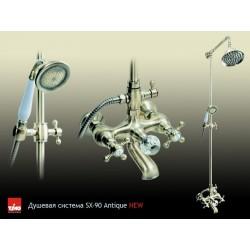 Душевая система TIMO SX-90 ANTIQUE (бронза)