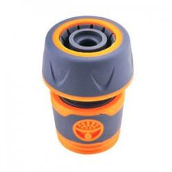 Коннектор универсальный 3/4″ для полива, мягкий пластик