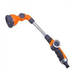 Разбрызгиватель душ на металлической ручке (9 режимов полива)