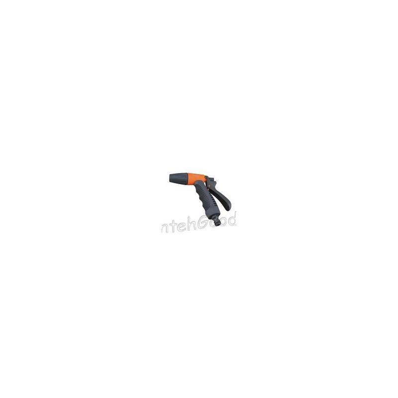 Пистолет разбрызгиватель пластиковый мягкая ручка (1 режим для полива)