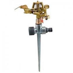 Разбрызгиватель для полива импульсный металлический, пика