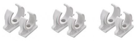 Крепления для металлопластиковых труб